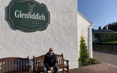 A trip to Glenfiddich