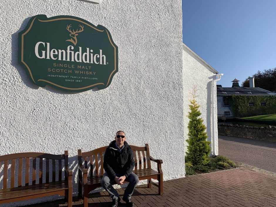 A Trip to Glenfiddich