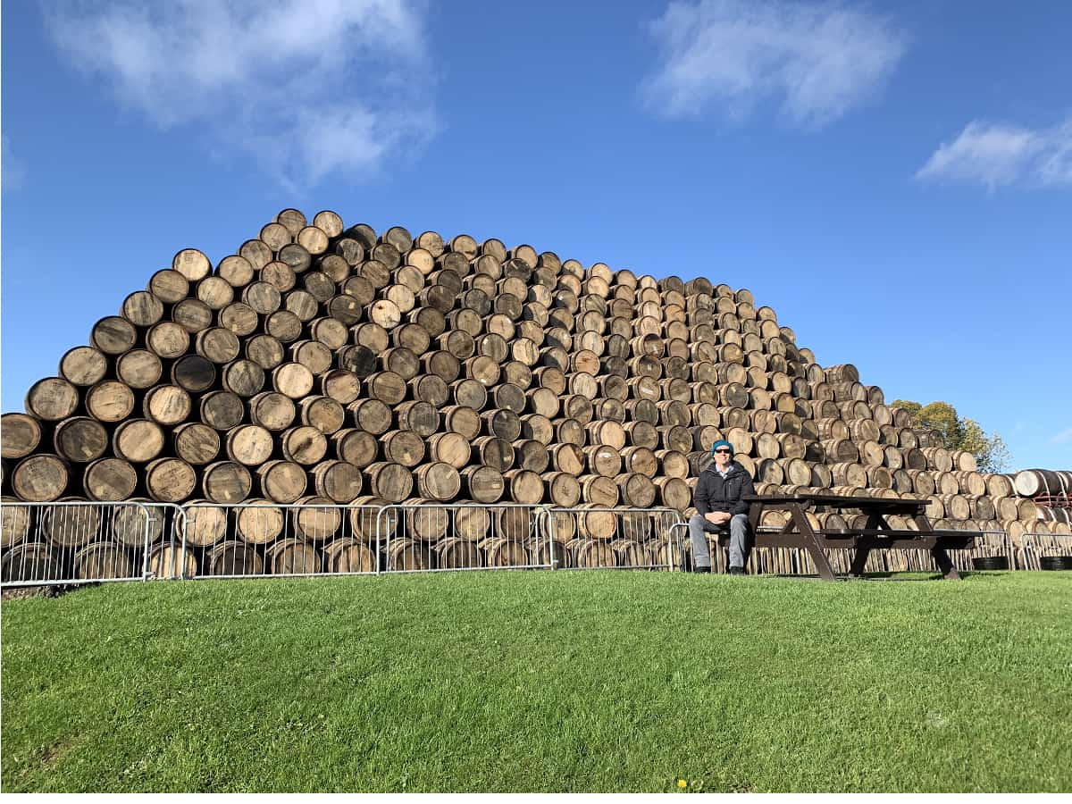 A Tour of the Speyside Cooperage