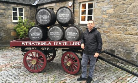 A Visit to Strathisla & Distillery Tour