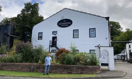 A Tour of the Glengoyne Distillery