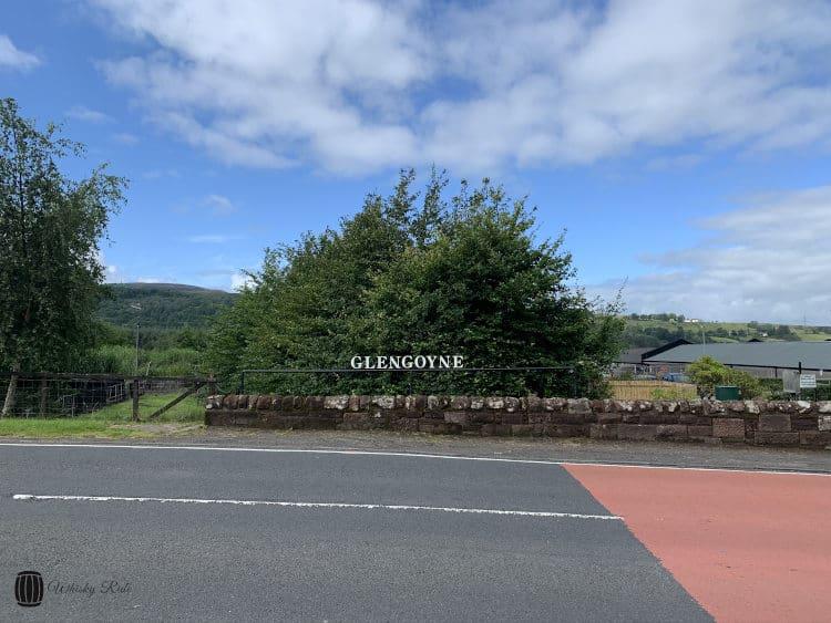 Glengoyne Road Border