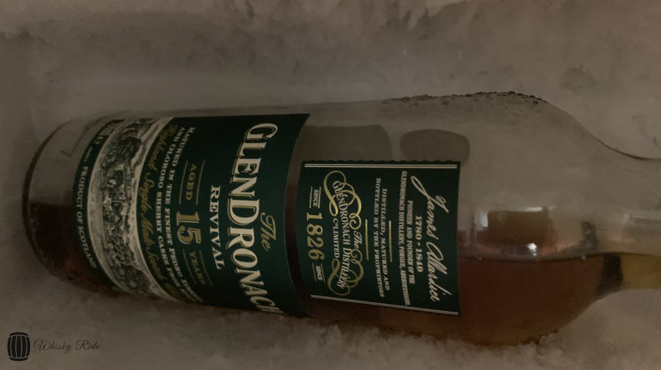 Can you Keep Whisky in the Freezer?