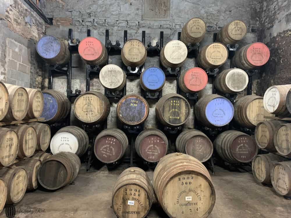 Whisky Barrel Selection
