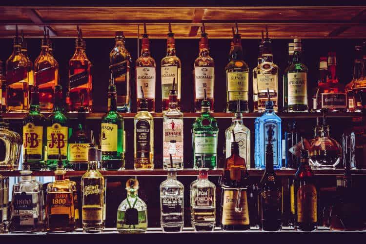 Assorted Spirits