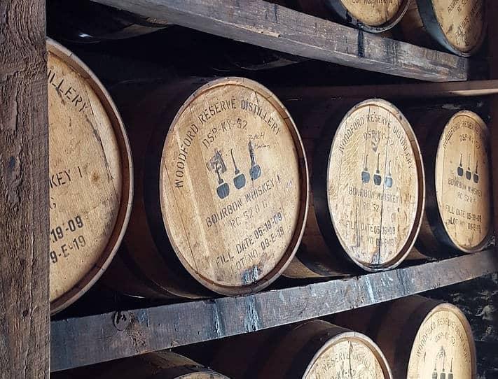 Bourbon Barrel Stack