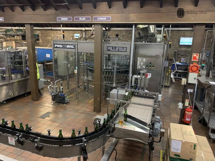 Glenfiddich Bottling Plant