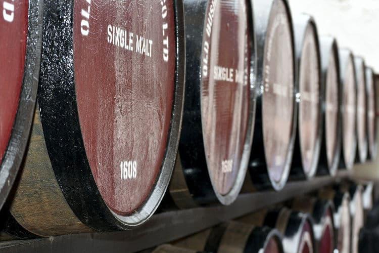 Single Malt Barrels