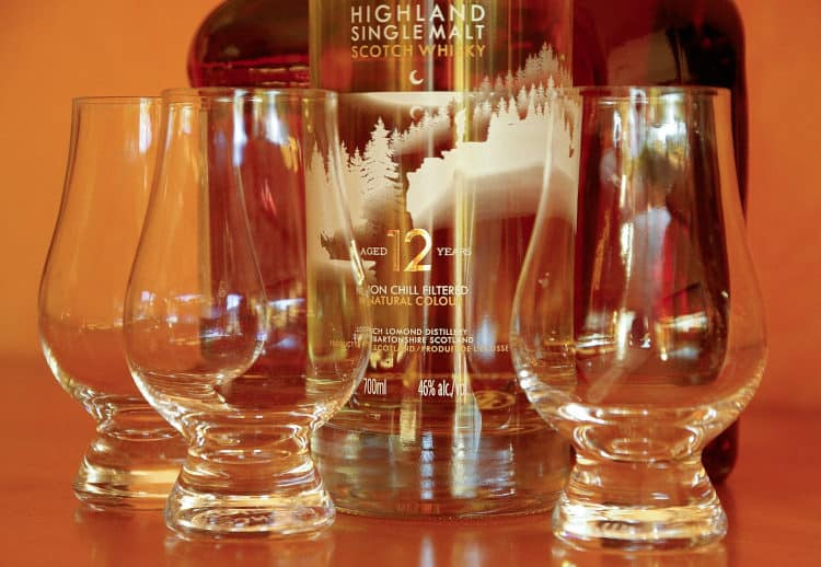 Whisky Nosing Glasses