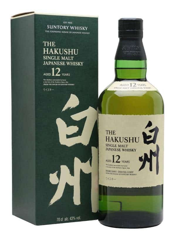 Suntory Hakushu 12