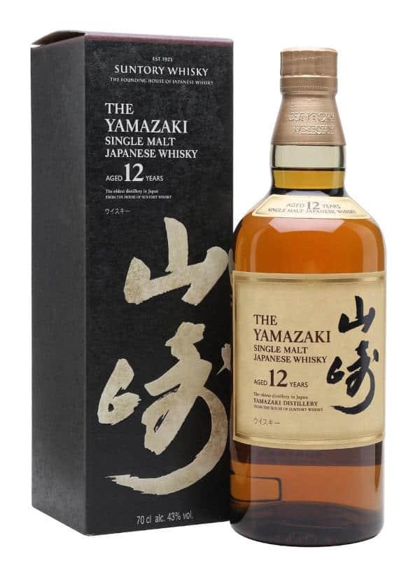Suntory Yamakazi 12