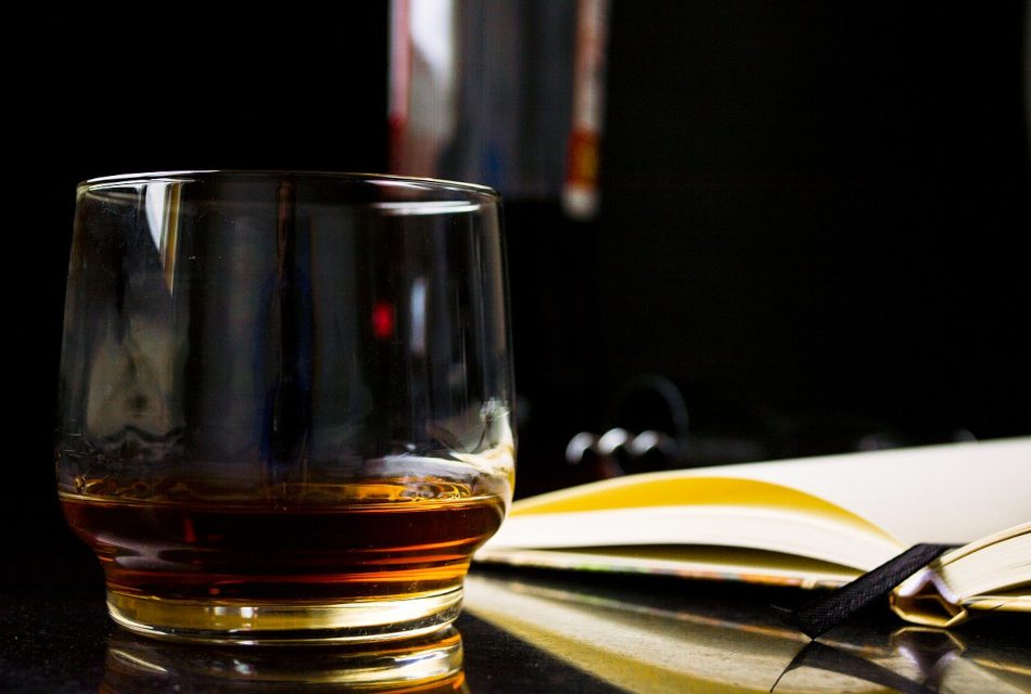 Why is Whisky Brown?