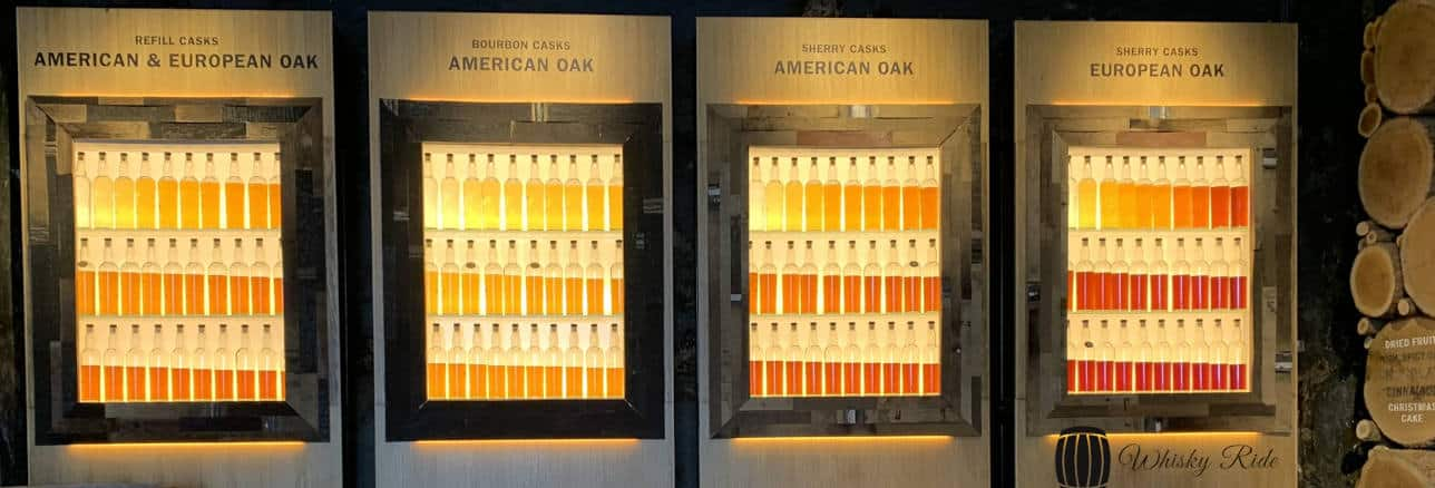 Whisky Colours